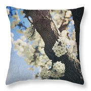 That March Throw Pillow
