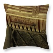 That Old Jukebox Throw Pillow