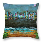 That Other Place Throw Pillow