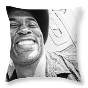 That Smile Throw Pillow