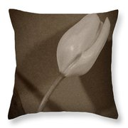 That There Tulip Throw Pillow