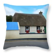 Thatched Throw Pillow