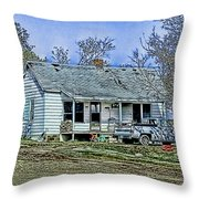 That's Country Throw Pillow