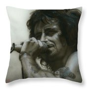 That's How It Goes Playing In A Band Throw Pillow