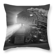 The 1218 On The Move - Panoramic Throw Pillow