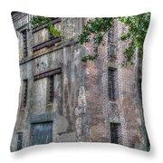 The 1772 Foundation Throw Pillow