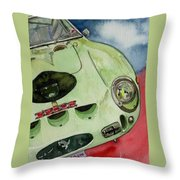 The 1962 Ferrari 250 Gto Was Built For Sir Stirling Moss Throw Pillow