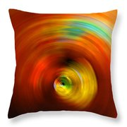 The #2 Colors Of Your Soul Throw Pillow