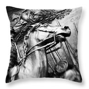 The 54th Throw Pillow