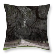 The 99 Oak Trees Throw Pillow