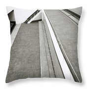 The Ablution Area Throw Pillow