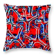 The Abyss 2 Throw Pillow