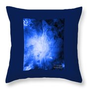 The Agony And The Ecstasy Throw Pillow
