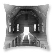 The Aisle Throw Pillow