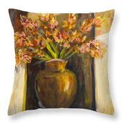 The Alcove Throw Pillow
