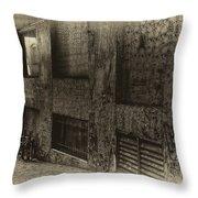 The Alibi Room - Seattle Throw Pillow