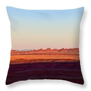 The American Southwest Throw Pillow