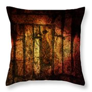 The Ancient Stones Throw Pillow