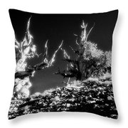 The Ancients - 1001 Throw Pillow by Paul W Faust -  Impressions of Light