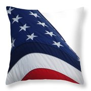The Angle You Play Throw Pillow