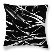 The Arms Of The Agave Throw Pillow