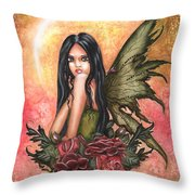 The Arrow Of Love Throw Pillow