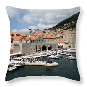 The Arsenal Throw Pillow