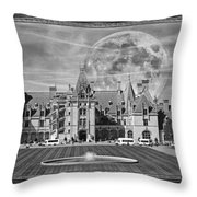 The Art Of Biltmore Throw Pillow