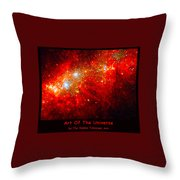 The Art Of The Universe 309 Throw Pillow