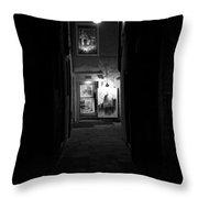 The Artist - Venice Throw Pillow