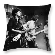 The Banned Throw Pillow