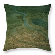 The Battle Of Senta, 11th September, 1697 At Which The Imperial Troops Of The Austrian Empire Throw Pillow