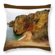 The Beautiful Algarve 5 Throw Pillow
