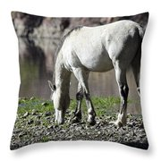 The Beauty Of The Wild  Throw Pillow