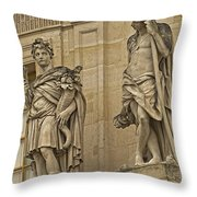 The Beauty Of Versailles - 3 Throw Pillow