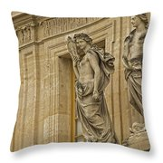 The Beauty Of Versailles - 2 Throw Pillow