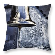 The Bell-uss Bowfin Pearl Harbor Throw Pillow
