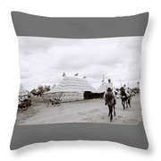 The Berber Throw Pillow