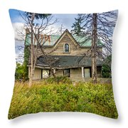 The Best Laid Plans... Throw Pillow