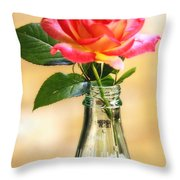 The Best With Dr Pepper Throw Pillow