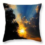 The Bible Mark 13 37 Throw Pillow