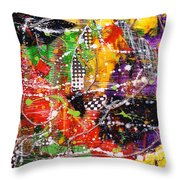 The Big Easy Throw Pillow