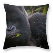 The Big Guy Throw Pillow