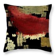 The Bird - V09a01a Throw Pillow