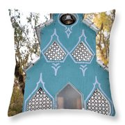 The Birdhouse Kingdom - The Northern Flicker Throw Pillow