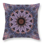 The Birth Of The Sun Throw Pillow