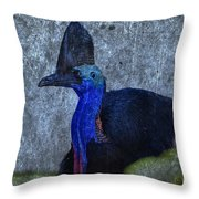 The Bishop V2 Throw Pillow