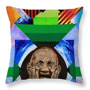 The Black Hole Throw Pillow