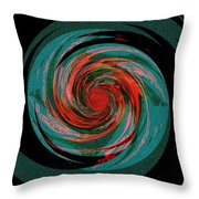 The Black Hole That Is The Big Skip Throw Pillow