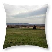 The Bloody Fields Of Antietam 1 Throw Pillow